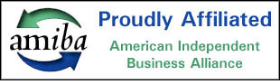Proudly affiliated with the American Independent Business Alliance