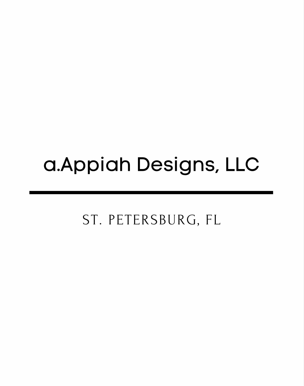 a.Appiah Designs, LLC
