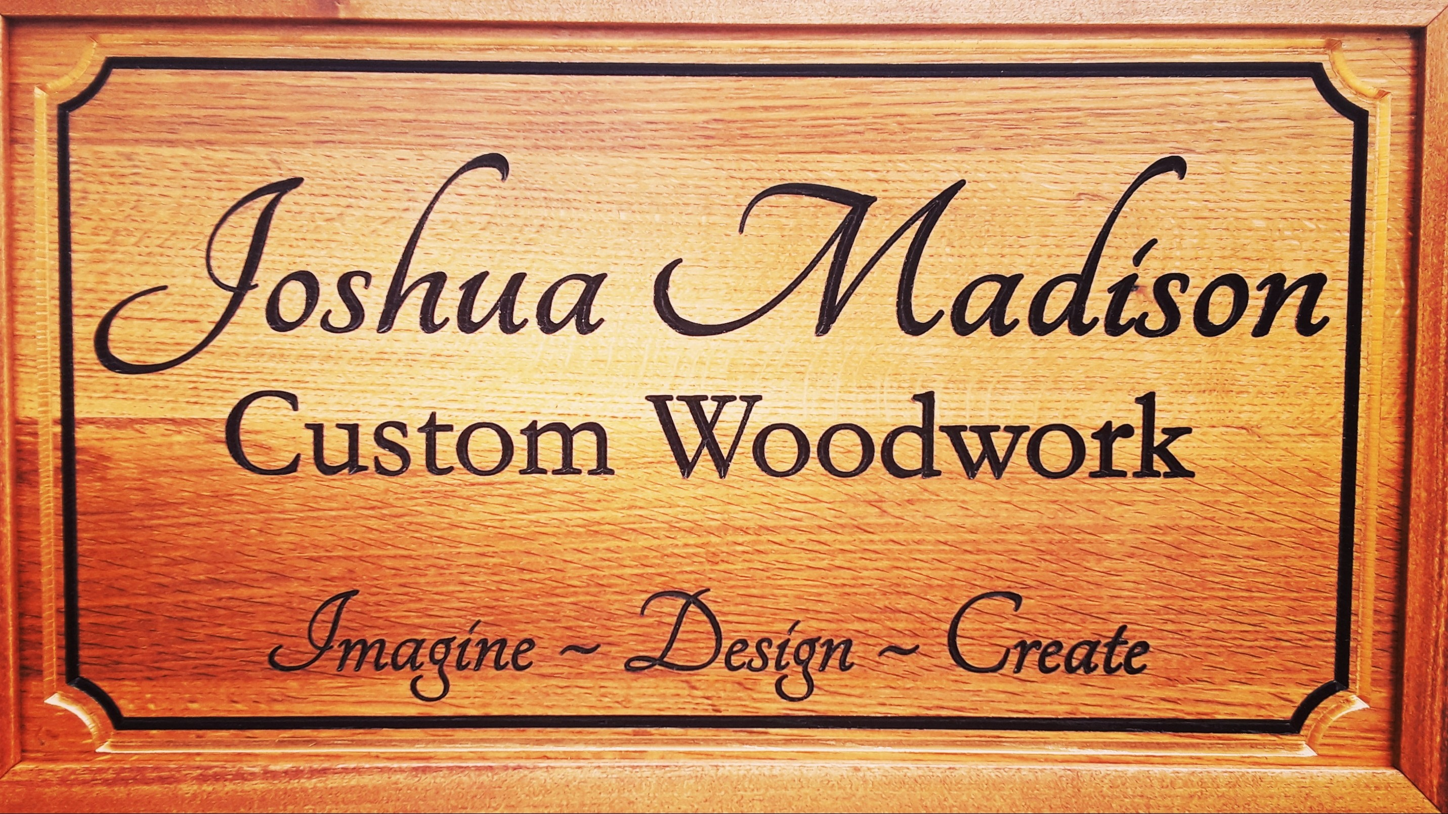 Joshua Madison Custom Woodwork