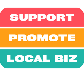 Support, promote local biz